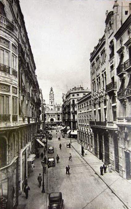 Calle de Correos. Valencia