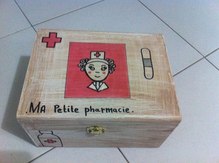 Ma petite pharmacie, by La Flor Azul, 12,00 € su misshobby.com
