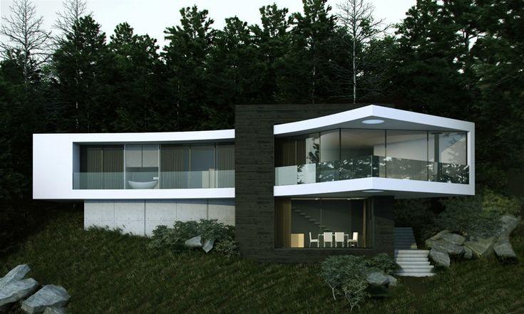 Solitude - Architecture from the Sergey Makhno – mahno.com.ua
