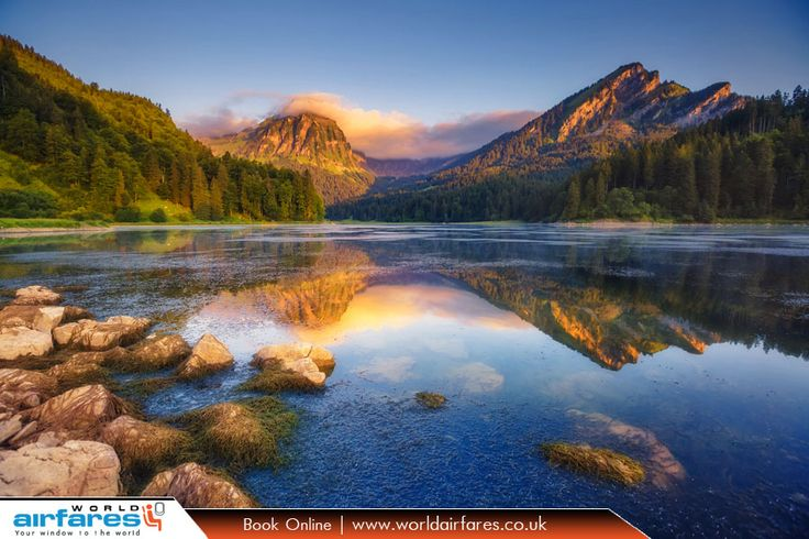 Obersee Lake in Europe  |  The #Obersee is the #larger of the two parts of #Lake Constance. |  Source: https://en.wikipedia.org/wiki/Obersee_(Lake_Constance)  |  Book flights online with World Airfares: https://www.worldairfares.co.uk/?utm_source=pinterest&utm_campaign=obersee-lake-in-europe&utm_medium=social&utm_term=world-airfares  |  #europe #oberseelake #flightoffers #flightstoEurope #travelpackages #worldairfares