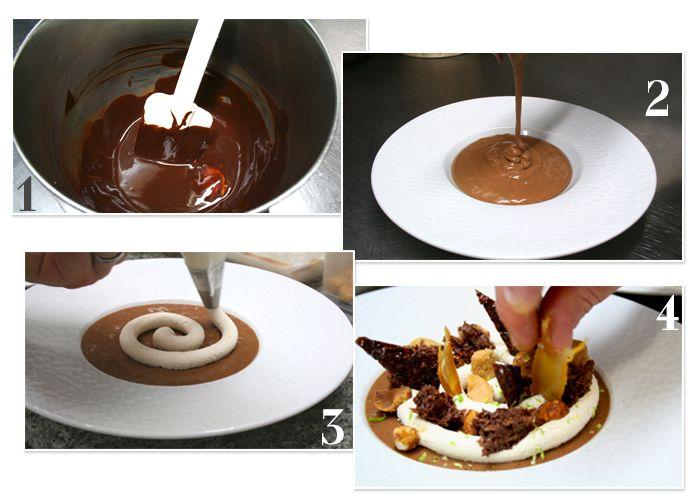 Spécial Salon du chocolat : deux recettes de pro qui nous font fondre   Glamour