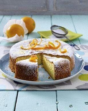 Das Rezept für Orangen-Mandel-Kuchen und weitere kostenlose Rezepte auf LECKER.de