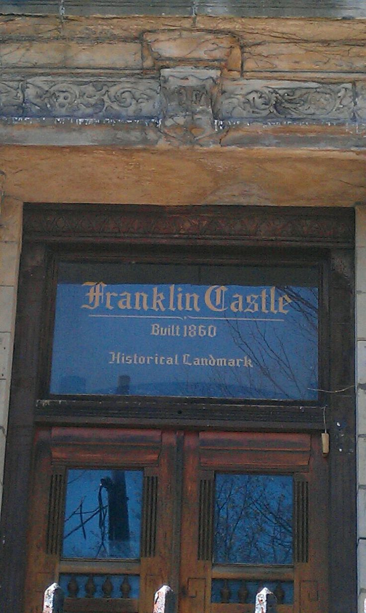 Franklin Castle 2014 All Things Cleveland Ohio