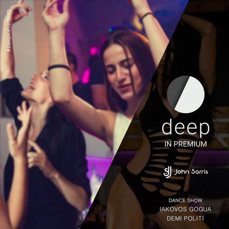 Premium Atmosphere - Premium Drinks - Premium Nights @ Deep Club!