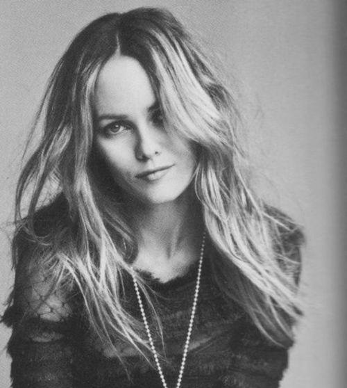 Vanessa Paradis - love her style