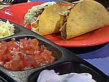 Taco meat and salsa recipe/ Emeril Lagasse