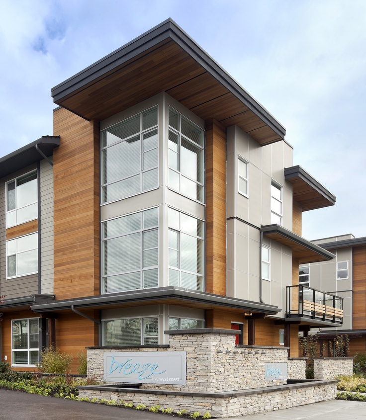 Breeze | 3-storey townhomes in sunny South Surrey