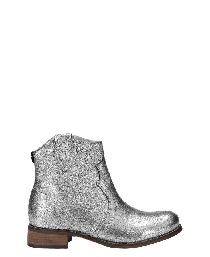 RUDSAK FOOTWEAR (PEWSTER / SILVER, LEATHER) | JESSI