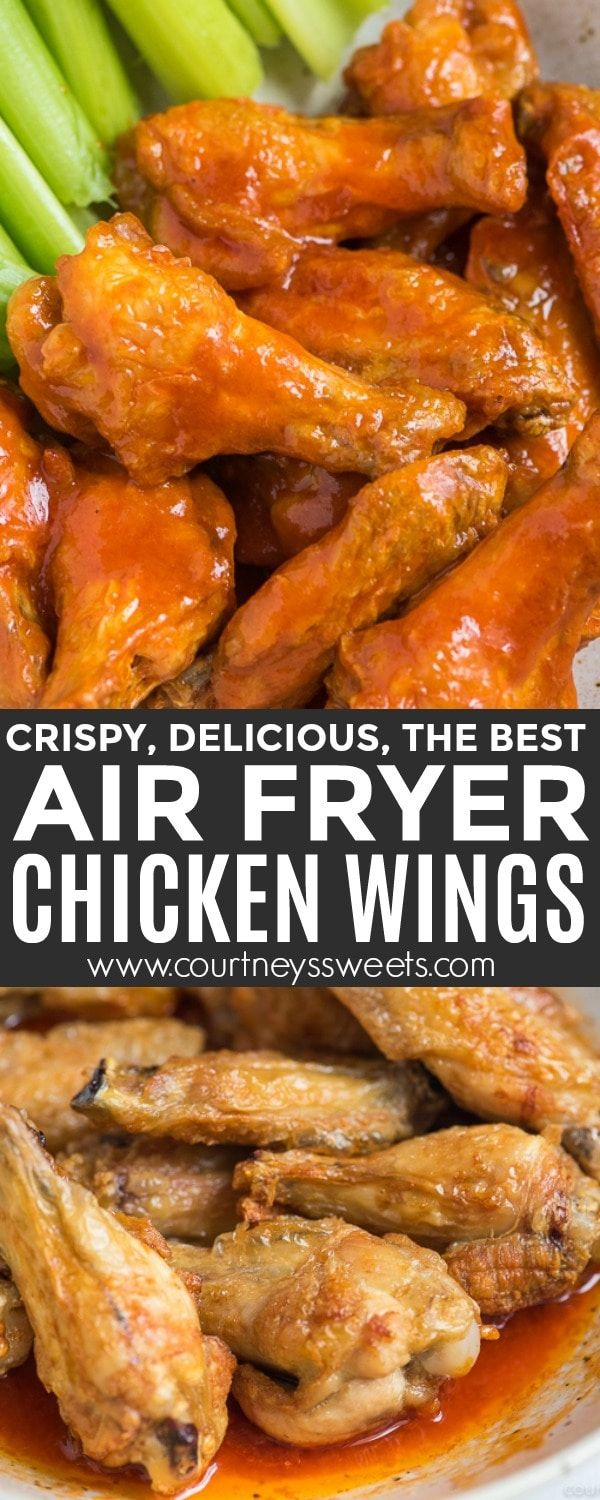 Air Fryer Chicken Wi