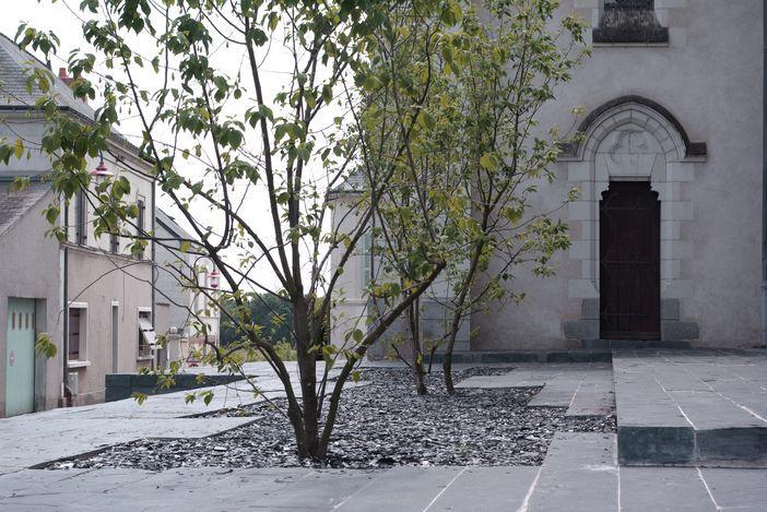 Centre bourg d'Ecouflant | Kaplan projets