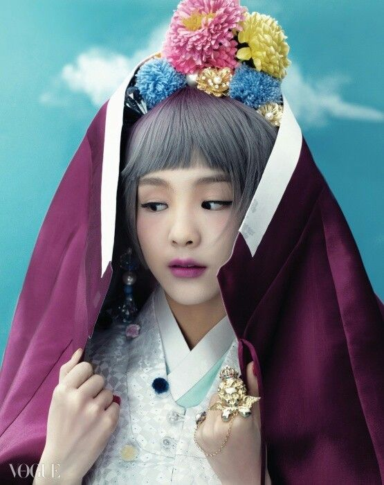 Hanbok Lynn | Vogue Korea