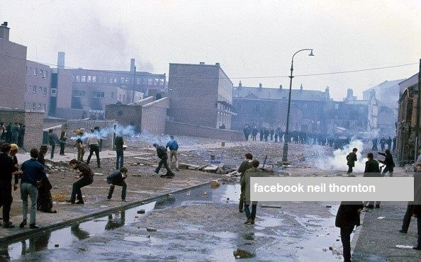 battle of bogside The rioting which gripped londonderry for 50 hours in august, 1969 quickly spread to other parts of northern ireland brian walker reflects on how those events shaped.