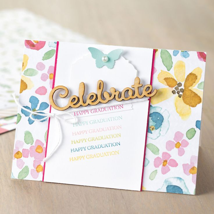 English Garden Designer Series Paper by Stampin' Up!