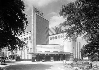 Odeon Cinema, Birmingham Road, Sutton Coldfield, West Midlands