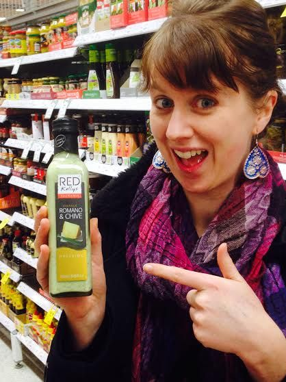 Are you as excited as these customers are about the new Red Kellys Tasmania look? Check whether your local Woollies store have stocked the Caesar and Romano Chive varieties - Send us a photo of you holding one of these beauties while in the supermarket and we'll send you a special Red Kellys Tasmania treat!