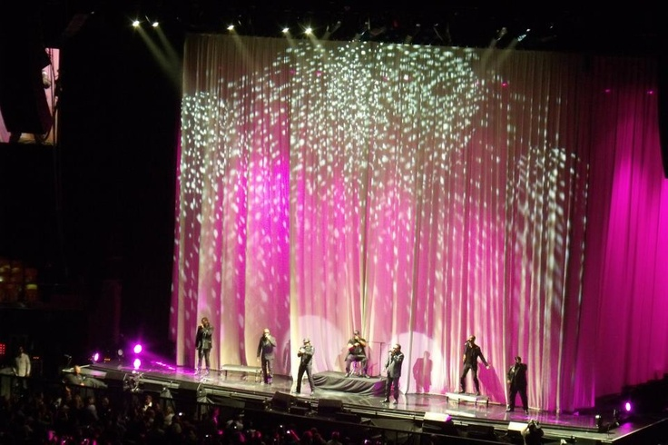 Naturally 7, Movistar Arena #Music