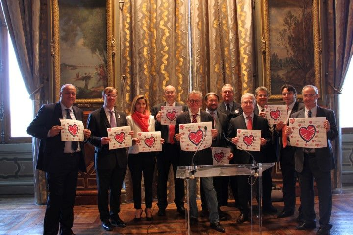 LYLM 2016 Launch at Town Hall in Paris