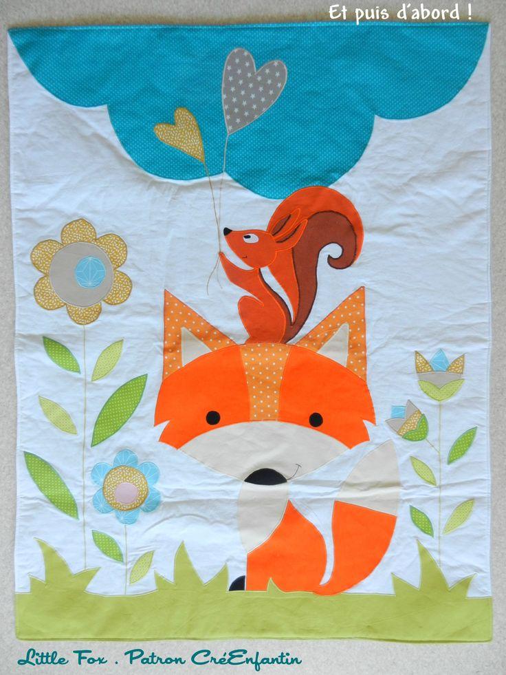 Couverture Little Fox - Cré-Enfantin
