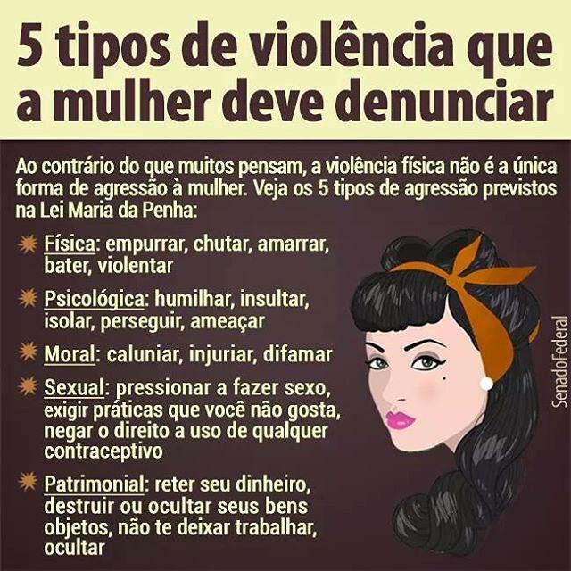 """(@filhasdefrida)""""A cada ano, mais de um milhão de mulheres são vítimas de violência doméstica no País, segundo dados…"""""""
