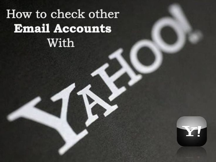 Sync #Yahoo Mail with Other Email Accounts - Community