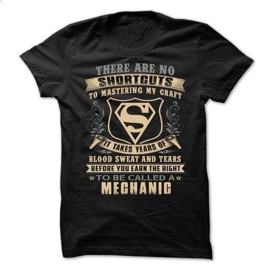 Mechanic  - SuperHero Theme 2015 - #t shirt printer #customized sweatshirts. CHECK PRICE => https://www.sunfrog.com/No-Category/Mechanic--SuperHero-Theme-2015.html?60505