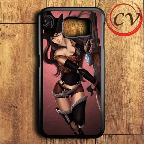 Sexy Girl League Of Legend Miss Fortune Samsung Galaxy S7 Case
