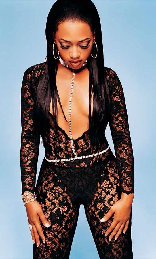 Rapper trina shorts — pic 15