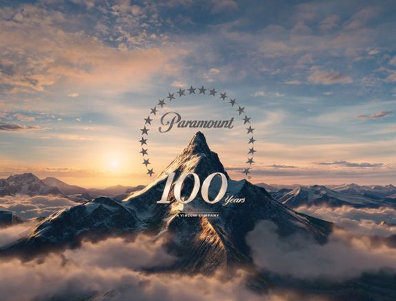 Absolutely love the 100th anniversary update to #Paramount's iconic star ringed mountain