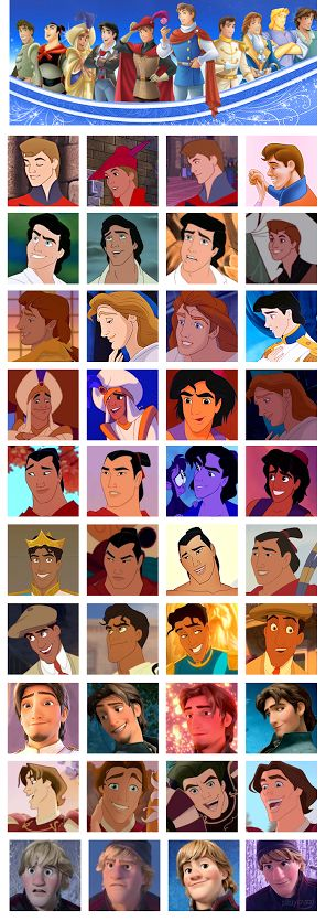 Which #Disney Prince Is Your Soulmate? Take the quiz and find out who your Prince Charming really is!