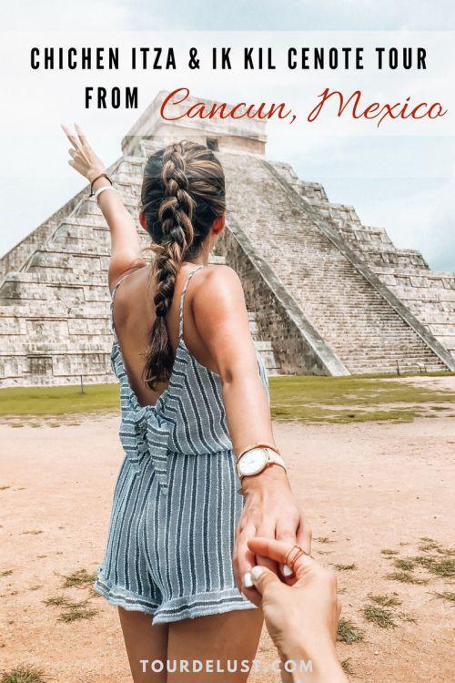Chichen Itza & Ik Kil Cenote Tour from Cancun, Mexico