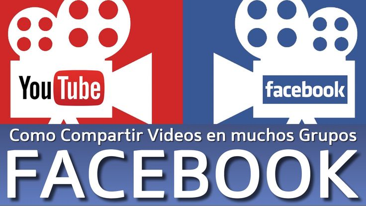 Como Publicar Videos de Youtube en Muchos Grupos de Facebook