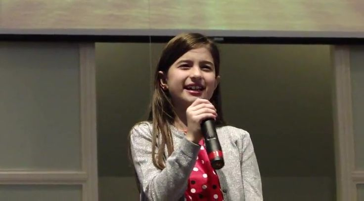 9-year-old Sings 'Revelation Song' - Music Videos