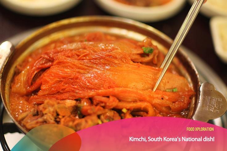 Anyonghaseyo! Kuliner yang kita bahas di Food Xploration kali ini adalah Kimchi! Siapa disini yang pernah makan Kimchi? Kalian tahu ga, kimchi merupakan sayuran yang difermentasi hingga membentuk rasa asam pedas! Kimchi juga merupakan kuliner khas Korea Selatan lho.      *as posted on XL Rame