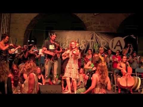 Ethno Histeria in Koper - Concert