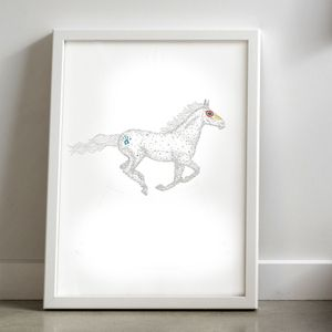 Image of Horse. By Laura Shallcrass.