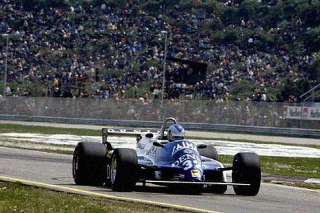 Riccardo Paletti - 1982 - Imola