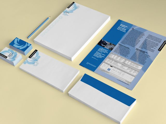 Branding: Maddocks Software - Flink Creative