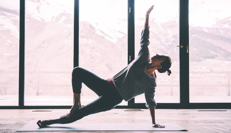 Diese Yoga-Posen machen schlank! Wir zeigen Ihnen, mit welchen Yogaübungen Sie massig Kalorien verbrennen und schön straff und schlank werden