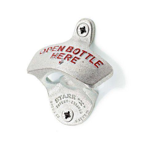 American way of living - warum nicht ein bisschen davon nach Hause holen: Flaschenöffner.