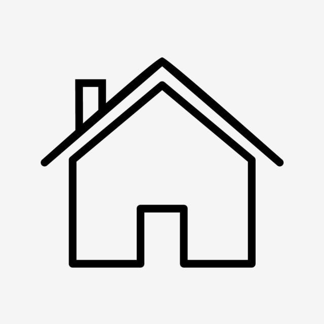 Vector House Icon Home Clipart House House Icons Png And Vector With Transparent Background For Free Download Home Icon Icon Building Icon