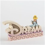 Dream-Cinderella Inspirational Figurine from Disney Traditions - The Jim Shore Store