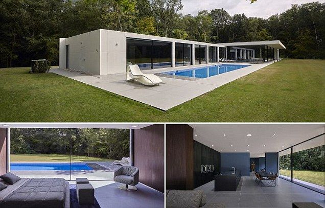 Now that really IS a Grand Design! TV makeover show's biggest ever house is revealed - featuring a lounge big enough for four fire engines and a five-metre COUCH