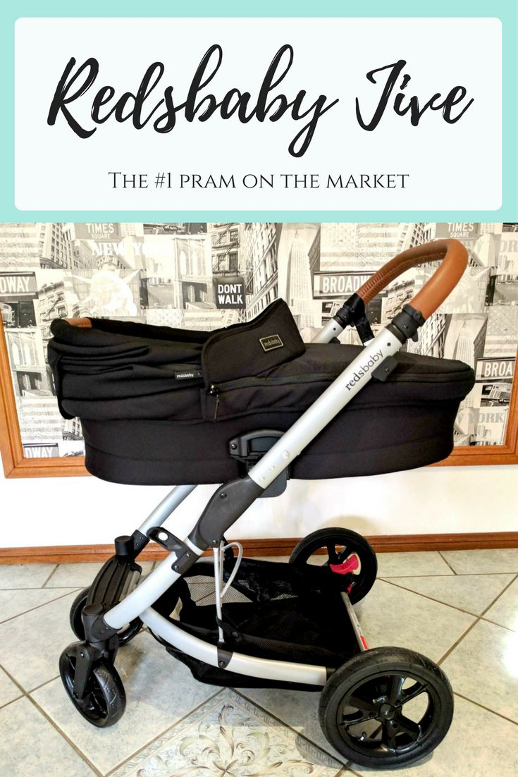 Redsbaby Jive is the perfect pram - and beats other leading models on the market // Life With Isabelle