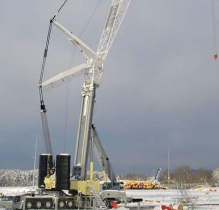 600 tonne Tadano