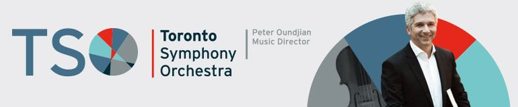 Toronto Symphony Orchestra schedule