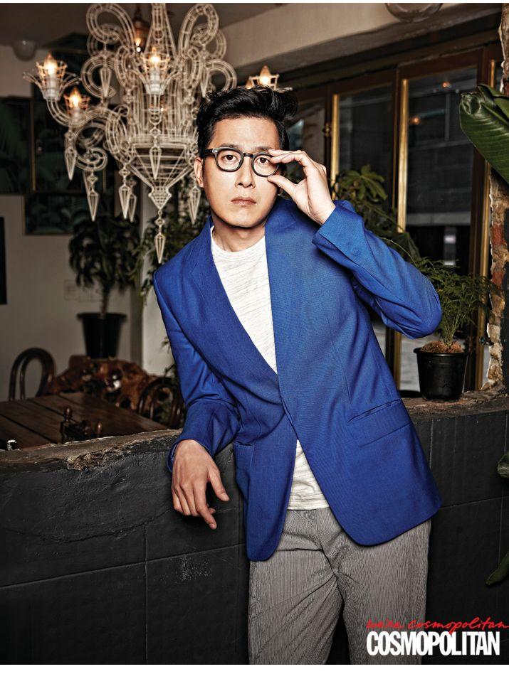 2014.05, Cosmopolitan, Kim Joo Hyuk