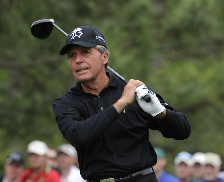 Gary Player Hole in One at the masters 2016