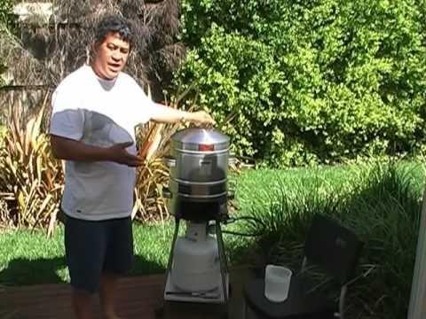 MultiKai Cooker - Hangi Cooking Demonstration #Kai #Hangi #Maori