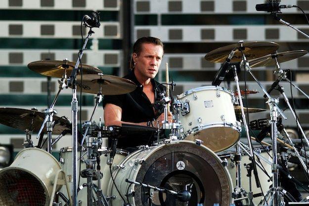 » Larry Mullen, Jr. Pictures | Famous Drummers