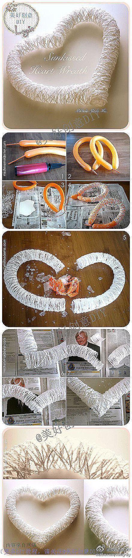 DIY:+Die+hübschesten+Ostereier+aus+Wolle+basteln